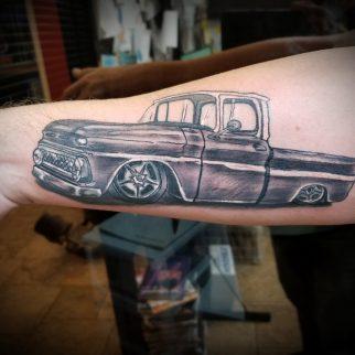 Tattoo Truck